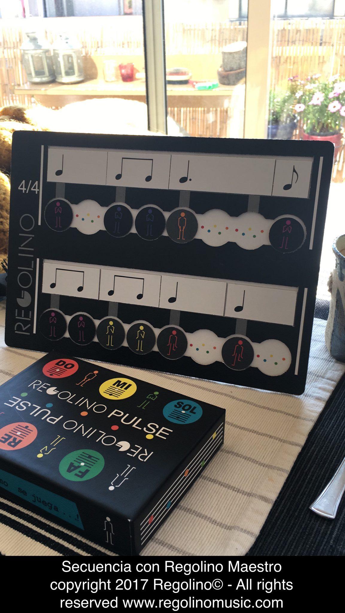 signos de percusión corporal para aprender musica