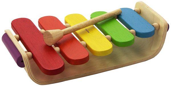 comprar xylofono de madera infantil