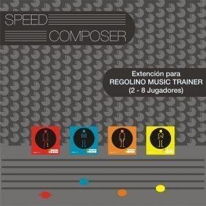 speed composer - extension pdf para el juego de cartas musicales Regolino Music Trainer